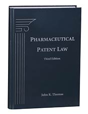 Pharmaceutical Patent Law