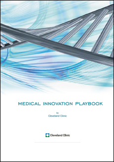 Medical Innovation Playbook