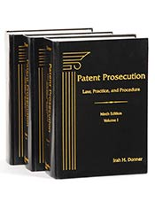 Patent Prosecution: Law, Practice, and Procedure