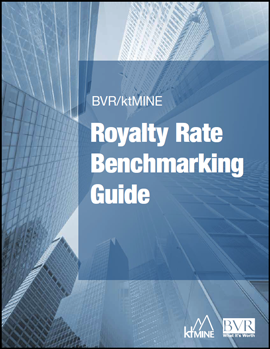 Royalty Rate Benchmarking Guide
