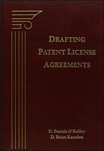 Drafting Patent License Agreements 8th Edition Tech Transfer Central