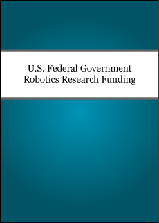 U.S. Federal Government Robotics Research Funding