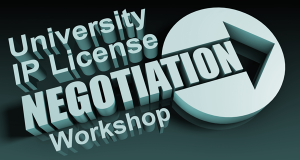 University IP License Negotiation Workshop