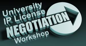 University IP License Negotiation Workshop