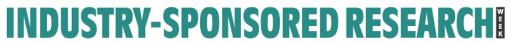Industry-Sponsored Research Week