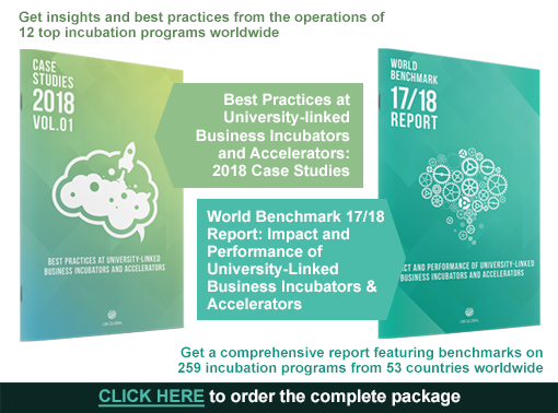The Ultimate Global Incubator & Accelerator Benchmark Package