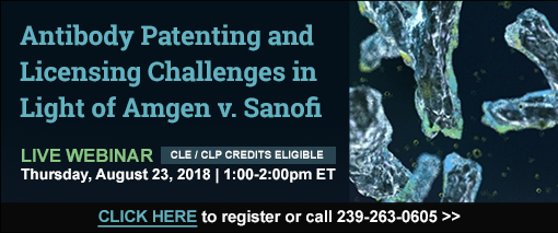 Antibody Patenting and Licensing Challenges in Light of Amgen v. Sanofi