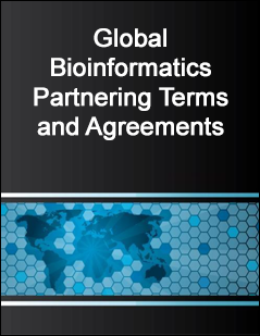 Global Bioinformatics Partnering Terms and Agreements