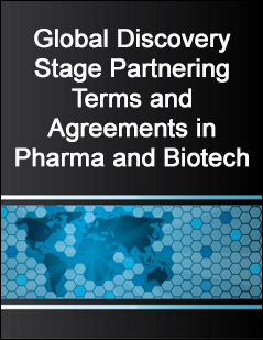 Global Discovery Stage Partnering Terms and Agreements in Pharma and Biotech