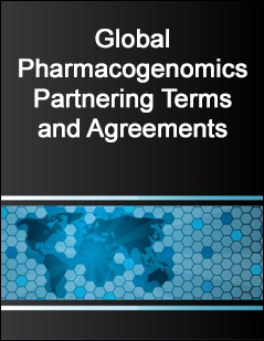 Global Pharmacogenomics Partnering Terms and Agreements