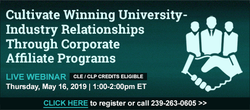 Cultivate Winning University-Industry Relationships Through Corporate Affiliate Programs