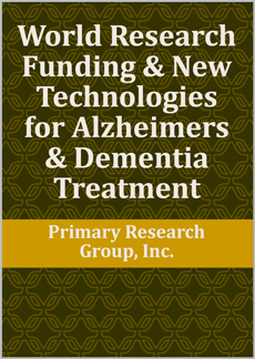 World Research Funding & New Technologies for Alzheimers & Dementia Treatment