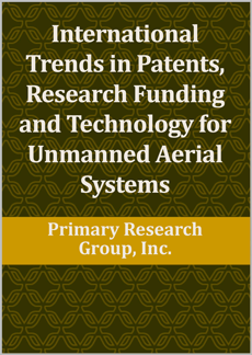 International Trends in Patents, Research Funding and Technology for Unmanned Aerial Systems