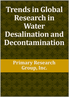 Trends in Global Research in Water Desalination and Decontamination