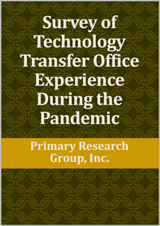 Survey of Technology Transfer Office Experience During the Pandemic