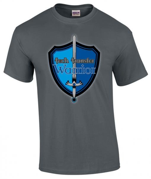 Tech Transfer Warrior T-Shirt