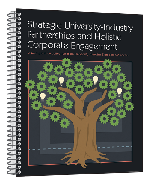 Strategic University-Industry Partnerships and Holistic Corporate Engagement