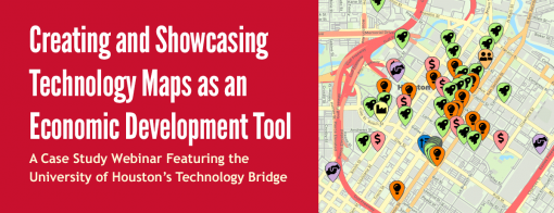 Creating and Showcasing Technology Maps as an Economic Development Tool