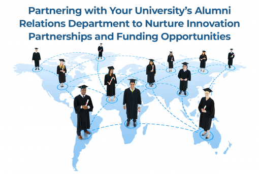 Partnering with Your University's Alumni Relations Department to Nurture Innovation Partnerships and Funding Opportunities
